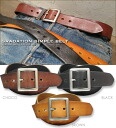 SALE [61%] square buckle gradients ★ simple leather belt!