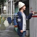 [C.L.N] sea Ellen * cotton knit ★ V neck long Cardigan