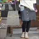 Reversible ★ NEP back hair skirt!