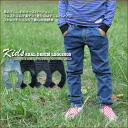 Kids ' ★ リアルデニムレギンス ♪ vol.18 [shipping]
