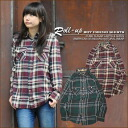 Yarn-dyed check rollup ★ boyfriend shirt!