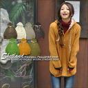 Shetland ★ pullover knit parka