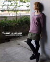 Back satin ★ cargo miniskirt♪