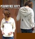 PEACHTREE ☆ 7 sleeve Hoodie