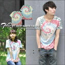 ★ tie-dye t-shirt