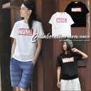 ジーアールエヌ * [grn×MARVEL] Marvell box logo ★ collaboration t-shirt