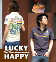 LUCKY ☆ polo shirt