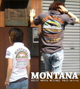 MONTANA Rainbow ☆ polo shirt