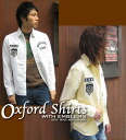 Emblem ☆ Oxford shirt