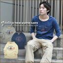 Anchor ★ tackle b 7 sleeve poke T shirt