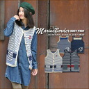 The Malin horizontal stripe ★ knit best♪