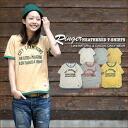 [Lime] lime * size: tenjiku ★ ringer t-shirt!