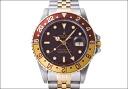 Rolex GMT Master Ref.16753 1985 Brown dial (DIAL Ref.16753 BROWN, ROLEX GMT MASTER Ca.1985)