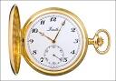 Zenith Pocket Watch Ref.03.0180.231 YG 1980s (ZENITH POCKET WATCH Ref.03.0180.231 YG Ca.1980's)
