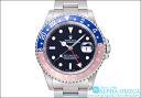 Rolex GMT Master Ref.16700 red blue-1997 bezel (BEZEL Ref.16700 RED/BLUE, ROLEX GMT MASTER Ca.1997)
