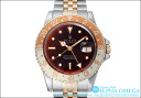 Rolex GMT Master Ref.16753 フジツボブラウン dial-1979 (the ROLEX GMT MASTER Ref.16753 NIPPUR BROWN DIAL Ca.1979)