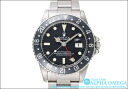 No Rolex GMT Master Ref.1675 rim black dial-1978
