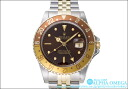 Rolex GMT Master Ref.16753 barnacles (nipple) Brown dial, 1981 (the ROLEX GMT MASTER Ref.16753 NIPPUR BROWN DIAL Ca.1981)