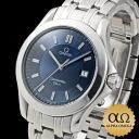 Omega Seamaster 120 m blue dial, 1998