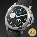 Panerai luminor power reserve Ref.PAM00125 black dial-2005