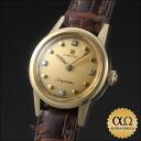 Omega レディマティック Ref.555001SC 4 p dial-1963