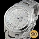 Tag Heuer link chronograph Ref.CJF2111 Silver Dial-2006