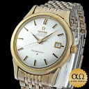 Omega Constellation Ref.168.001 Cal.561 YGP Silver Dial-1963