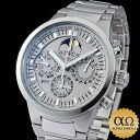 IWC GST perpetual calendar chronograph Ref.3756-07 gray dial-2000s