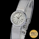 Omega-white gold-cut Ref.7112 1961