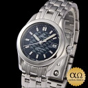 Omega Seamaster 120 m Ref.2588.80 Jacques Mayol dial Blue Dolphin-2002 year 1500 PCs