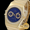 オメガコンステレーションデイデイト Ref.BA496.1071.0E0 yellow gold lapis lazuli dial around 1990