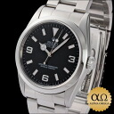 1 Rolex Explorer Ref.14270 stainless steel 1999
