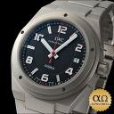 The IWC インターナショナルウォッチカンパニーインヂュニアオートマチック AMG Ref.3227-02 titanium 2000s