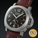 パネライルミノールパワーリザーブ Ref.PAM00027 44mm titanium brown waffle dial initial model 2000