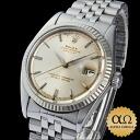 Rolex Datejust SS Ref.1601 white gold bezel Silver Dial アルファハンド 1965