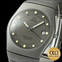 Omega Seamaster Recife Ref.SO396.984.100 grey dial oxidized stainless steel 1984