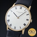 Vacheron Constantin classic round Ref.2013 Yellow Gold Silver Dial 1970's
