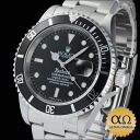 The in 2000 the Rolex Submariner stainless steel Ref.16610 Leonard comfort,
