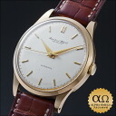 IWC horology company automatic yellow gold Cal.852 old Internet, 1958