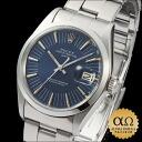 ロレックスオイスターパーペチュアルデイト Ref.1500 blue dial 1970