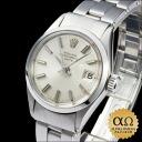 ロレックスオイスターパーペチュアルデイト Ref.6516 silver dial 1968