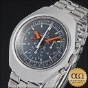 Omega Cima star chronograph Ref.145.024 stainless steel gray dial Cal.861 1970