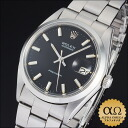 Rolex oyster date Ref.6694 black mat dial 1970