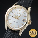 Grand SEIKO spring drive Ref.SBWA002 7R68-0A20 yellow gold 1999