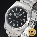 1 Rolex Explorer Ref.14270 stainless steel 1995