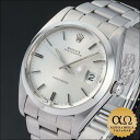 Rolex oyster date Ref.6694 stainless steel silver dial 1986