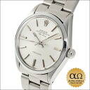 Rolex air King Ref.5500 silver dial 1977