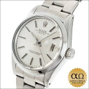 Rolex Oyster Perpetual desite Ref.1500 stainless steel Silver Dial, 1972