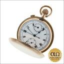 The bearing no signature pocket watch chronograph pink gold 9 1890s