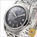 Omega Cima star 120m quartz Ref.2511.43 gray dial 1998